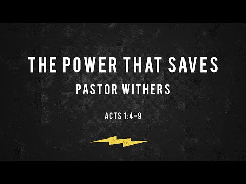 The Power the Saves (2/21/2021)