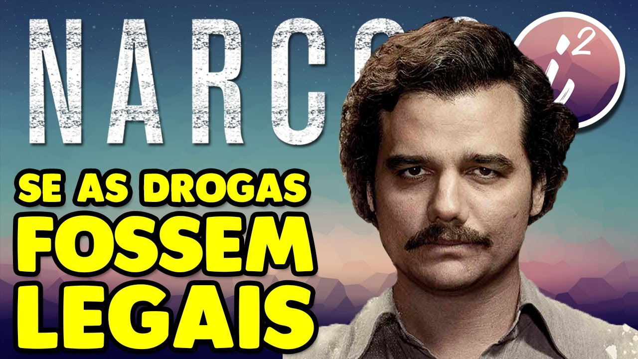 Narcos - E Se As Drogas Fossem Liberadas?