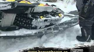 Karyon Bogan Snowmobiles And Atv Sleigh Toboggan Full Length Video