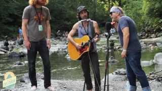 "Blitzen Trapper - ""Black River Killer"" Down by the River Sessions @ Summer Meltdown 2012"