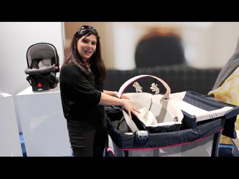 Graco Pack n Play Playard Everest - Baby Registry Must Have