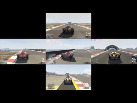 GTA Online (PC): Crowex Masters' Series - Gran Premio d'Italia (Multicast)