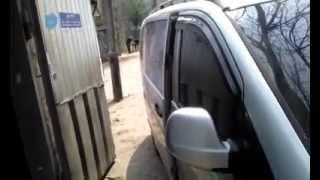 Работа электропривода двери на Mercedes Vito 638, 639(, 2013-04-22T15:03:44.000Z)