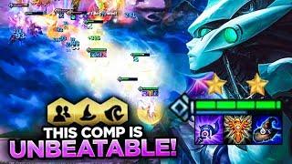 TRIPLE NAMI ULT?! THIS COMP IS UNBEATABLE!   TFT   Teamfight Tactics