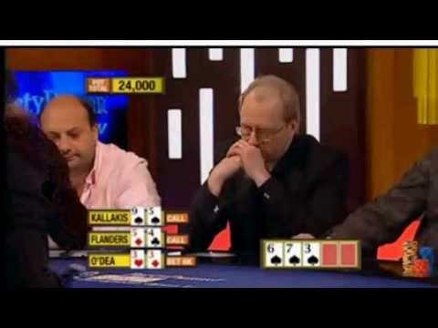 Dunia Poker Straight vs flush vs four of a kind