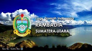 Rambadia - Lagu Daerah Sumatera Utara (Karaoke dengan Lirik)