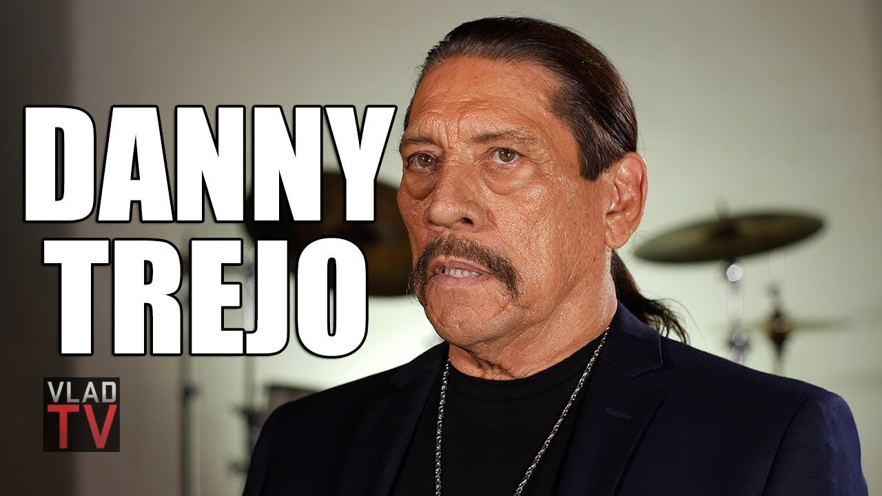 Danny Trejo on Running Into a Terrified Edward James Olmos After 'American Me' (Part 8)
