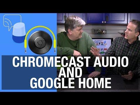 Chromecast Audio and Google Home Integration Mp3