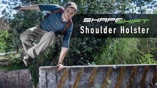 The ShapeShift Shoulder Holster For Concealed Carry - Alien Gear Holsters