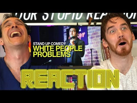 KENNY SEBASTIAN WHITE PEOPLE PROBLEMS | REACTION!!