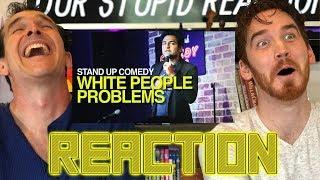 KENNY SEBASTIAN WHITE PEOPLE PROBLEMS | REACTION!!