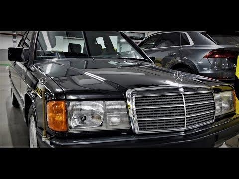 ВЕЧНЫЙ Mercedes Benz 190 (W201) КАПСУЛА ВРЕМЕНИ с пробегом 37000 км TOP САМЫХ НАДЁЖНЫХ АВТОМОБИЛЕЙ