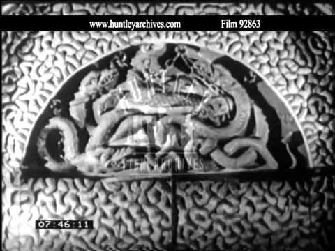 Irish Republican Brotherhood.  Archive film 92863