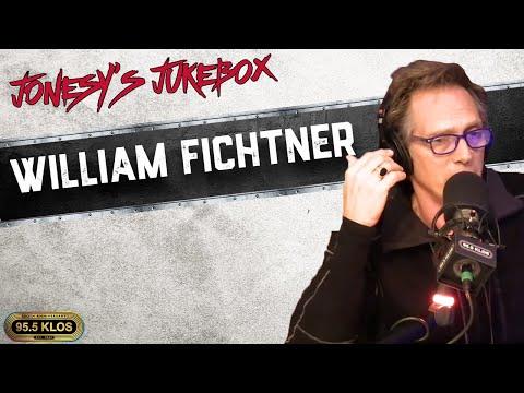 William Fichtner Live In Studio on Jonesy's Jukebox!