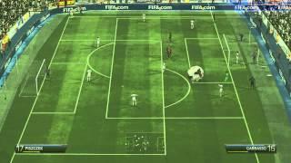 прикол в игре FIFA 14(, 2014-08-08T15:43:41.000Z)
