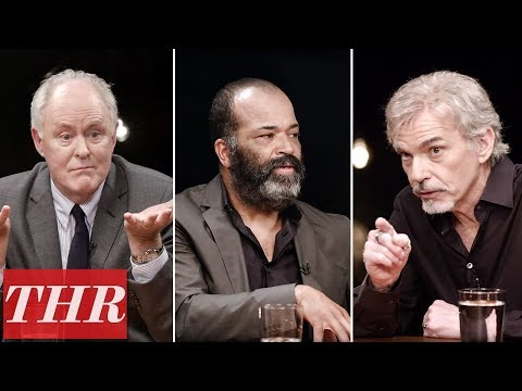 THR Full Drama Actor Roundtable: Jeffrey Wright, John Lithgo
