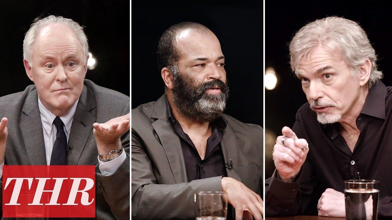 Download THR Full Drama Actor Roundtable: Jeffrey Wright, John Lithgow, Ewan McGregor, Riz Ahmed & More!