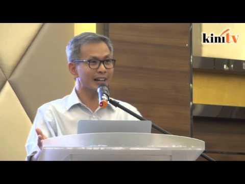 Arul Kanda CEO 1MDB paling bodoh dalam dunia, kata Tony Pua