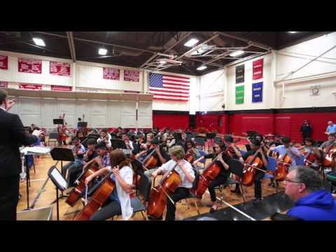Russian Music Box - Kimmon's Beginning Orchestra