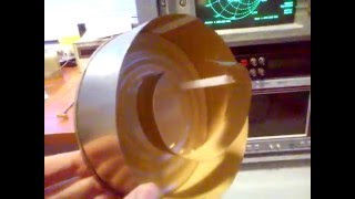 wideband l s c band helix antenna part 1
