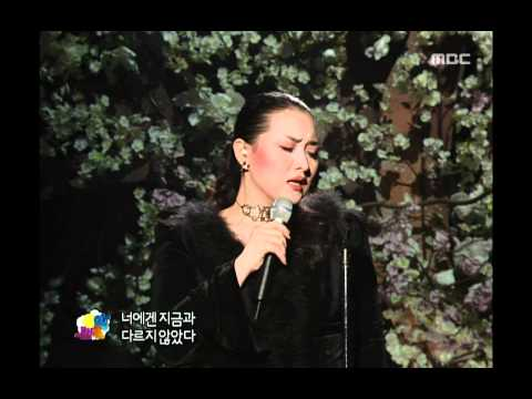 Lee So-ra - The Wind Is Blowing, 이소라 - 바람이 분다, Music Camp 20050219
