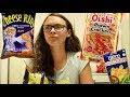 AUSTRALIAN GIRL REACTS TO FILIPINO FOOD