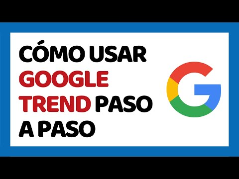 🔴 Cómo Usar Google Trends 2019 (Buscar Palabras Claves)