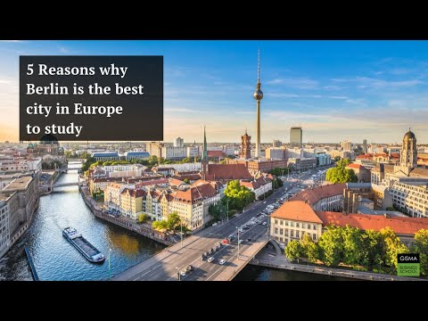 5 Reasons to Study in Germany in 2019 | Why Study in Berlin,