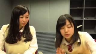 SKE48 1+1は2じゃないよ 2015年04月03日放送分(金) 大矢真那vs青木...