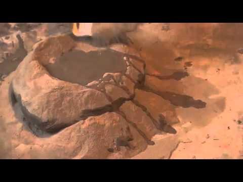 Стяжка черновая из пескобетона Каменный цветок