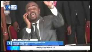 Dans ta Presence, Mike Kalambay ft Michel Hardy Bakenda