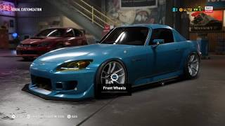 RACING MY HONDA S2000 - Need For Speed Payback (Lets Play Episode 5)