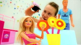 Подарок на 14 февраля для Барби. Видео для девочек