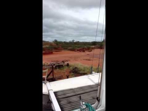 MARINE SURVEY IN REMOTE BROOME AUSTRALIA