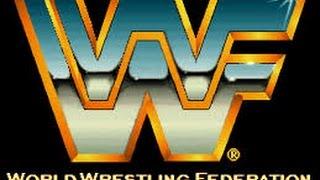 WWF RAW Gameplay HD✔ Sega Genesis Mega Drive let's play Walkthrough