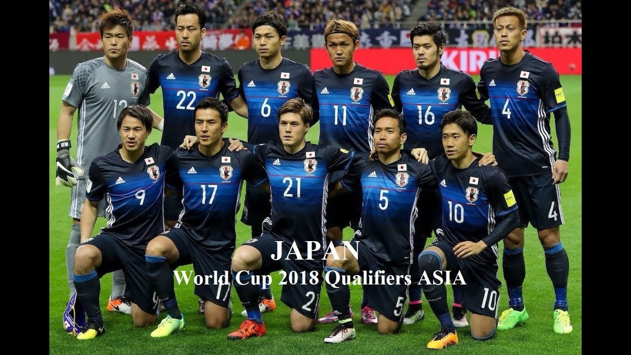 Download Japan ● Road to Russia ● All 44 goals in World Cup 2018 Qualifiers ASIA (insert music)