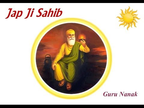 JapJi Sahib with Musical Background