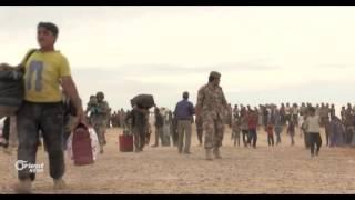 11 قتيل بإنفجار سيارة مفخخة بمخيم الركبان على الحدود السورية الأردنية