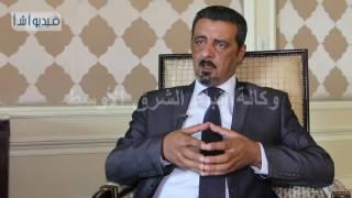 """بالفيديو :  المتحدث بإسم البرلمان الليبي """" المؤسستين الشرعتين هما الجيش والشرطه """""""
