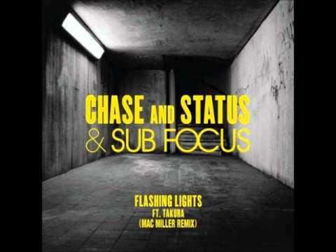 Chase & Status - Flashing Lights Ft Takura & Mac Miller mp3