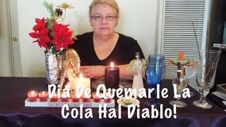 Baixar Ritual Para Quemarle La Cola Hal Diablo!