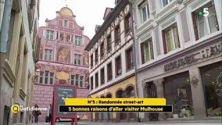 Les 5 bonnes raisons d'aller visiter Mulhouse