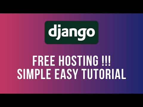 free-2020-django-website-hosting-in-5-minutes---python-anywhere