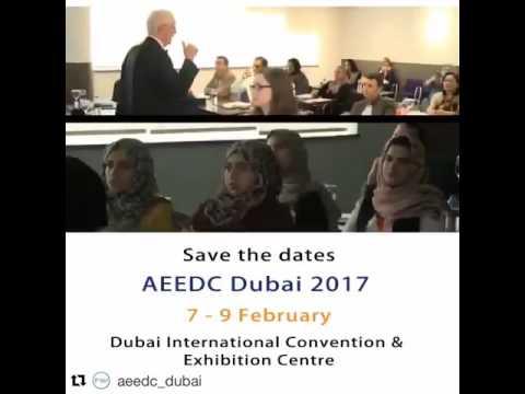 Dubai International Convention Exhibition Center I 7-9 Feb, 2017