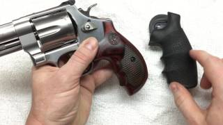 New Grips for the S&W 629 TALO Deluxe 3