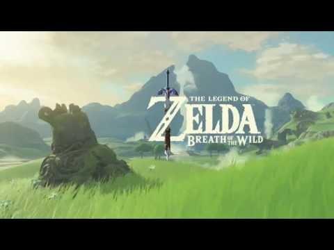 The Legend of Zelda  Breath of the Wild   Official Game Trailer   Nintendo E3 2016