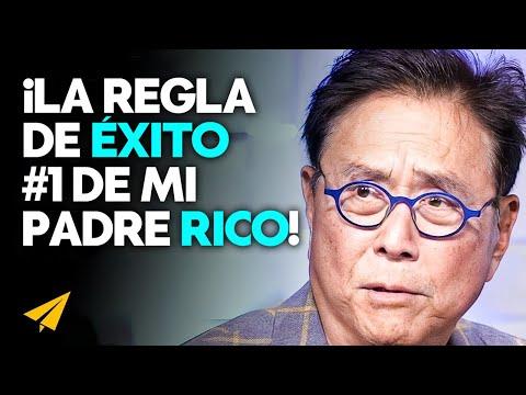 NO Eres Rico, porque NO te lo Propones | Robert Kiyosaki en Español: 10 Reglas para el Éxito