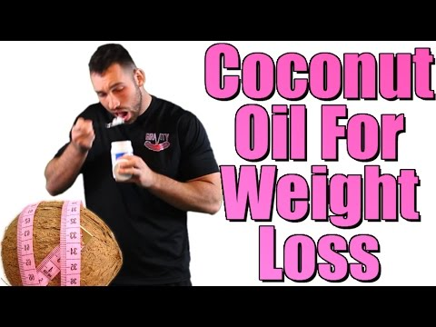 Coconut Oil weight loss | For Immunity, Detoxification, Bloo