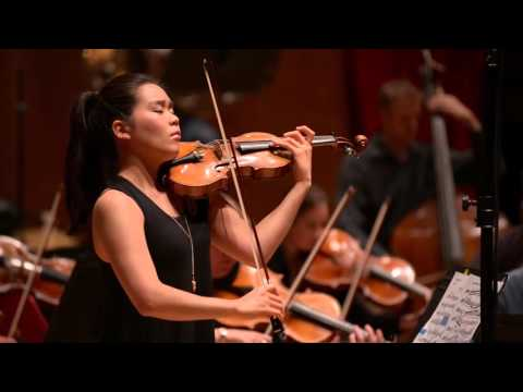 Esther Yoo plays Glazunov's Grand Adagio