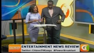 Power Breakfast : Entertainment News Review